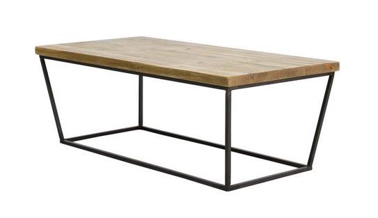 立体的なローテーブル