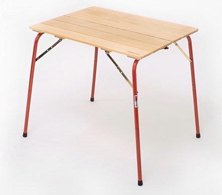イタリア製のキャンプテーブル