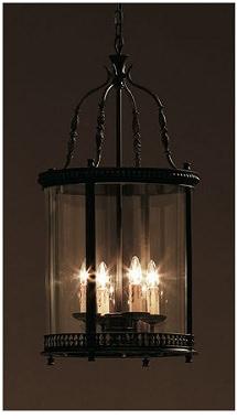 蝋燭ランタン