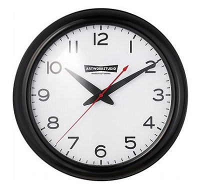 オールドスタイルの時計