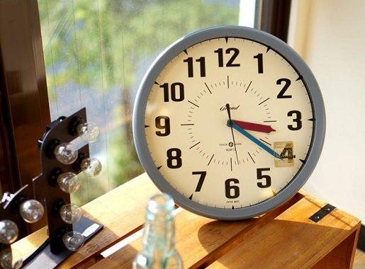 ヴィンテージな時計
