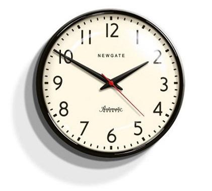 シンプルな時計