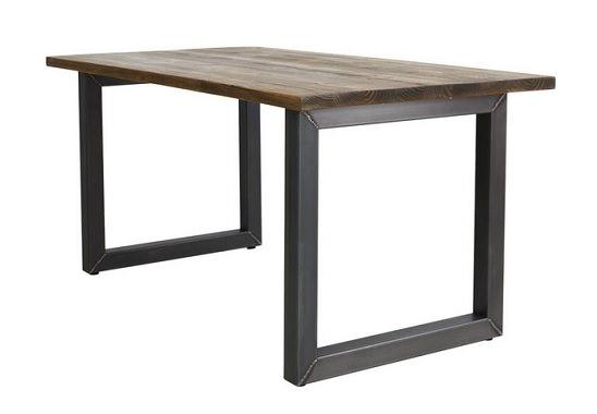 かなり重い古材テーブル