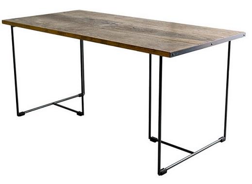 天板を乗せるだけのテーブル