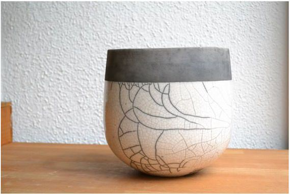 陶器のプランター