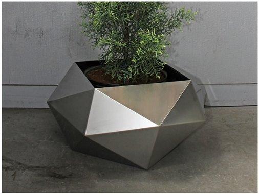 八角形のプランター