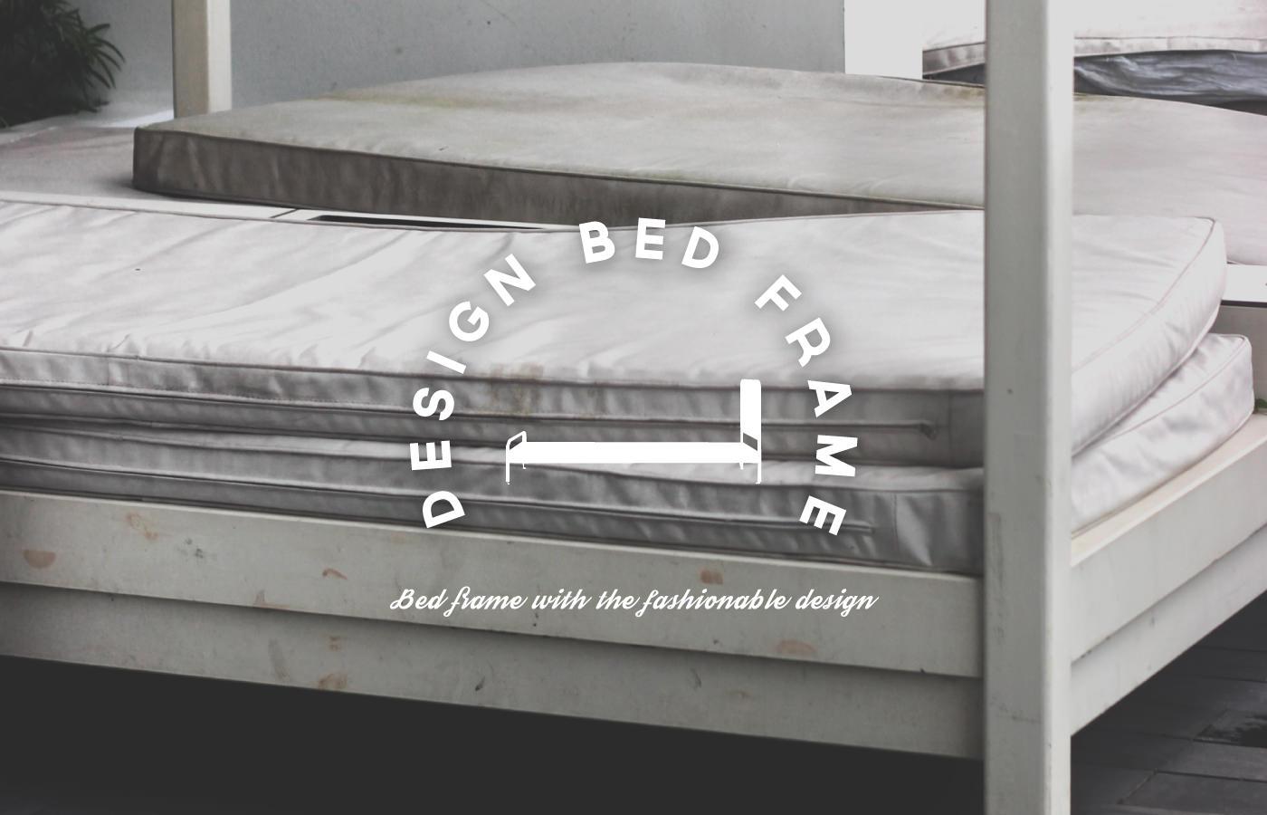 おしゃれなベッドフレーム