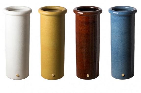 陶器のアンブレラスタンド