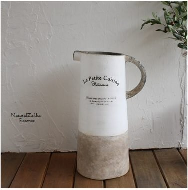 粘土製のアンブレラスタンド