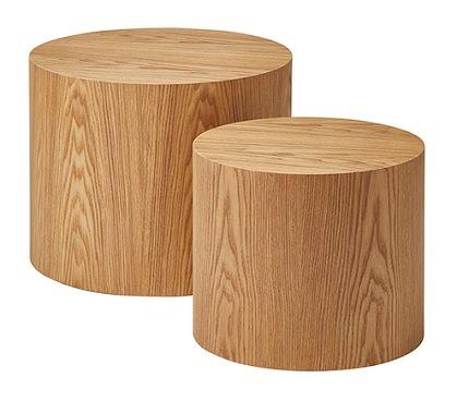 オールウッドラウンドサイドテーブル