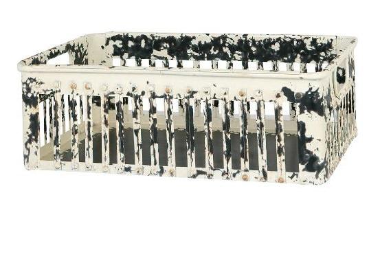 古材風のボックス