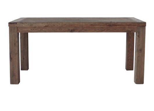 パイン古材の大型テーブル