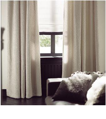 柔らかいカーテン