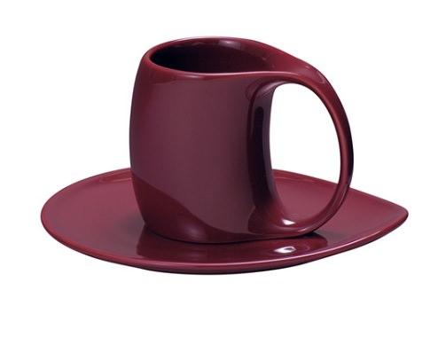 シャープなティーカップ