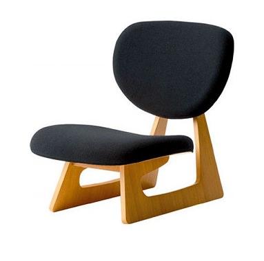ローチェア座椅子