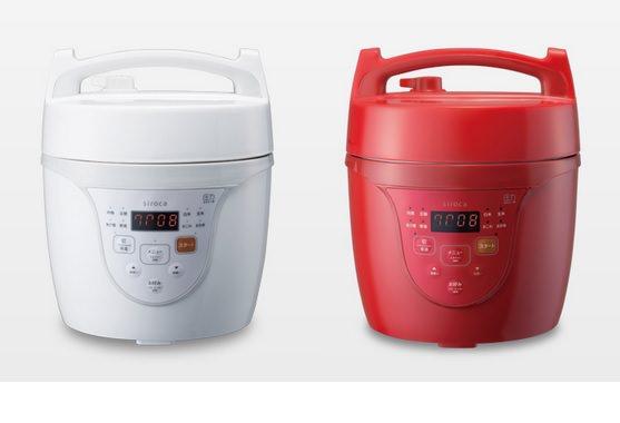 色々作れる炊飯器