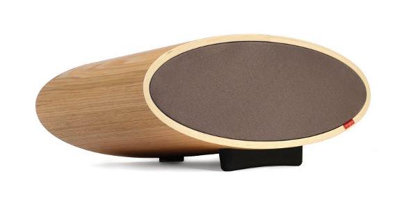 楕円形Bluetoothスピーカー
