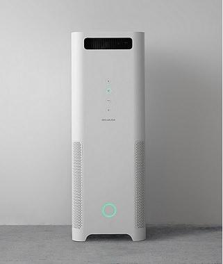 高性能な空気清浄機