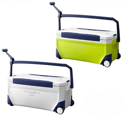 シマノ製クーラーボックス