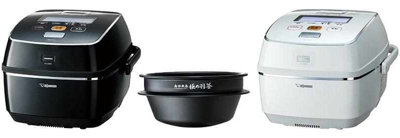 南部鉄器の炊飯器