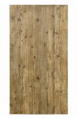 足場板を使った古材天板