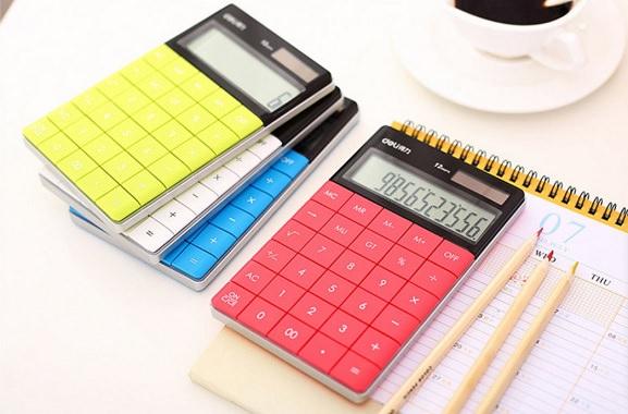 中国製電卓