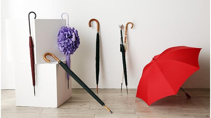 予算を抑えた人気のおしゃれでかわいいレディース傘