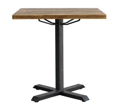 おしゃれな一本脚テーブル